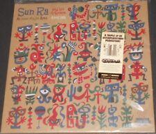 SUN RA and HIS ARKESTRA at inter-media arts USA 3-LP new RECORD STORE DAY 2017