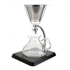 NEW Yama Silverton Stainless Steel Coffee/Tea Dripper Coffee