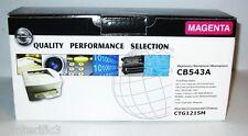 CTG1215M : Comp LJ CP1215 CP1518NI AIO CM1312NFI MFP Magenta Toner CB543A