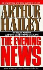 The Evening News by Arthur Hailey (1991, Paperback)