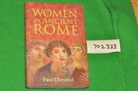 roman era book women in ancient rome hard back (702323)