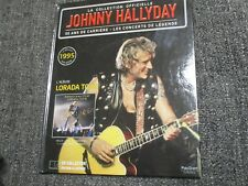 "CD-LIVRE ""JOHNNY HALLYDAY - LORADA TOUR (1995)"" le meilleur sur scene N°57"