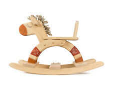 Rocking horse Florence from solid pine