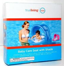 True Living Kids Baby Care Seat With Shade Brand New NIB FAST BRAND NEW SEALED!