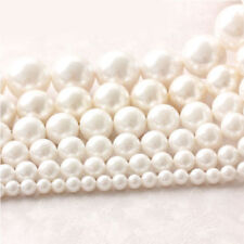 Wholesale Freshwater Natural Pearl Round Loose Beads DIY 14'' 4/5/6/7/8/9/10mm