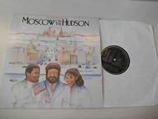 LP OST David McHugh - Moscow On The Hudson (14 Song) RCA Score + Add.Songs