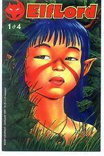 ELFLORD (1997) #1 Warp Graphics Comics VF/NM