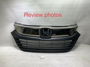 2019 2020 Honda HR-V HRV OEM Front Grille grill 71121-T7W-A11-M1/ REVIEW PHOTOS