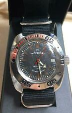 Vostok amphibian watch automatic Anti shock, waterproof. Automatic