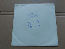 SINGLE PROMO EURYTHMICS - IT'S ALRIGHT (BABY'S COMING BACK) - RCA SPAIN 1985
