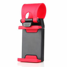 Universal Mobile Phone Car Steering Wheel Socket Mount Holder Samsung & iPhone
