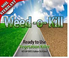 Weed O Kill RTU Weed Killer - Industrial Strength Weed Killer - 5 Gallon Pail