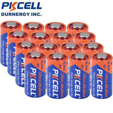 16 x 4LR44 6V Alkaline Batteries PX28A 476A A544 4A76 Battery By Eunicell 0% Hg