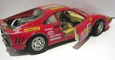 Bburago  1:18 Ferrari GTO 1984 Nr. 40 Made in Italy, diecast toy racing car