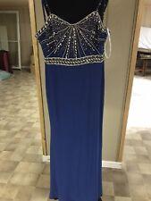 Blue Camille La Vie Formal Long Dress Size 6