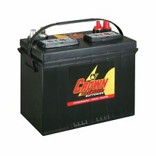 Batteria accumulatore Deep Cycle 27DC105 Crown Battery 12V 105Ah camper e barche