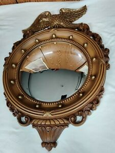 SYROCO - Collectible plastic frame, American eagle mirror used