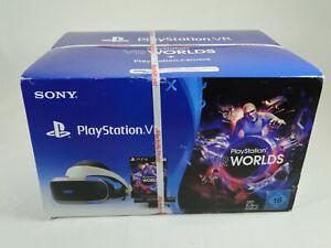 Sony Playstation 4 PS4 Playstation VR Brille CUH-ZVR2 NEU OVP