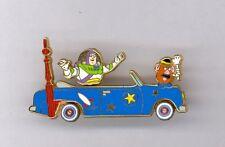 Disney MGM Studios Motorcars Parade Toy Story Car Buzz & Mr. Potato Head Pin