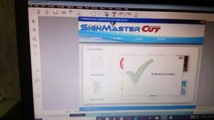 Signmaster Software for cutting plotter