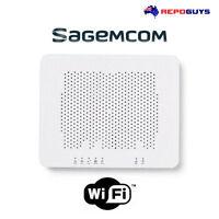 SAGEMCOM  OPTUS ADSL2+ & NBN WIRELESS MODEM ROUTER FAST 3864 NEW