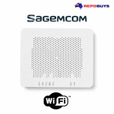 SAGEMCOM  OPTUS ADSL2+ & NBN WIRELESS MODEM ROUTER FAST 3864 NEW