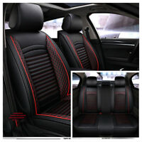 Luxury Pu Leather Car Seat Covers Full Seat Covers Four-layered construction