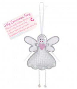Holy Communion Free Trade Fairy Gift Present Young Girl 1st Communion