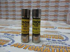 TRON, FNQ-1/4, FUSE 1/4AMP 500V TIME DELAY 2ELEMENT MIDGET SLOBLO