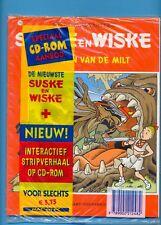 SUSKE EN WISKE 276 : IN DE BAN VAN DE MILT : 1°DR. MET BIJLAGE 2002 : ( + CD )