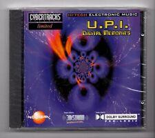 (JM985) Cybertracks Ltd NVRCD 818: UPI, Digital Memories - Sealed CD