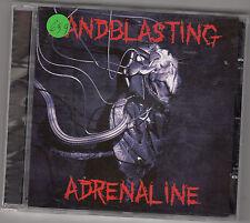 SANDBLASTING - adrenaline CD
