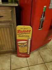 Rislone Motor Oil Advertising Thermometer
