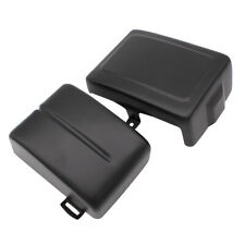 Battery Side Cover For Harley Dyna Fat Street Bob Low Rider Super Wide Glide