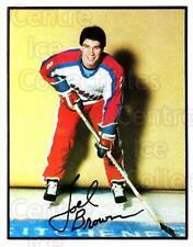1984-85 Kitchener Rangers #14 Joel Brown