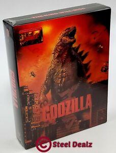 GODZILLA (2014) [2D + 3D] Blu-ray STEELBOOK [FILMARENA] DOUBLE LENTICULAR