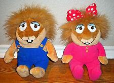 Little Critter Plush Toys Brother & Sister by Kohl's Cares Mercer Mayer 2014