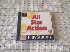 All Star Action für Playstation 1 PS1 PSone PSX *OVP*