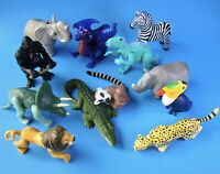 McDonald's Vintage Disney Animal Kingdom Set of All 12 Happy Meal Toys - 1998