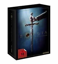 Borgia Box Gesamtedition Staffel 1+2+3 (1-3) 15 DVDs Komplettbox NEUWARE OVP