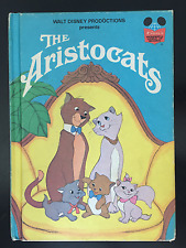 Disney's Wonderful World of Reading: 1973  THE ARISTOCATS