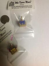 Dollhouse miniatures Paper Easter Baskets