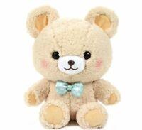 Amuse Valentine x Nuikuma Chikku Dressed Up Bear Plush (Large) 38cm Japan