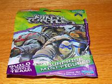 Teenage Mutant Ninja Turtles Out of the Shadows Surprise Mini-Figures New