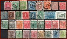 Argentina Assorted 296 Stamps - 134 Different