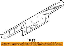 FORD OEM F-150 Rear Bumper-Step Pad Protector Scratch Guard Cover 9L3Z17B807B
