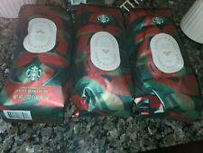 Starbucks Christmas 4 Blend Espresso Roast Whole Bean Coffee 2020 new