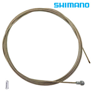 SHIMANO BRAKE CABLES Stainless Steel Pear End Nipple Wire Road Bike STI & Cycles