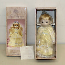 "Precious Moments Four Seasons ""Summer"" Le 14"" Porcelain Doll w/ Box & CoA"