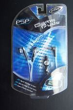 Intec PSP Game Ear Buds Head Phones - New Sealed